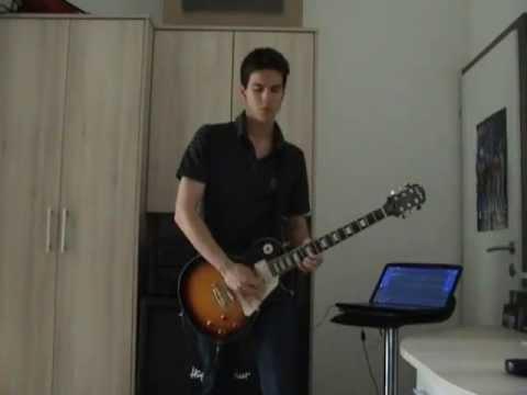 Slash – Anastasia cover (without acoustic intro, E tuned)