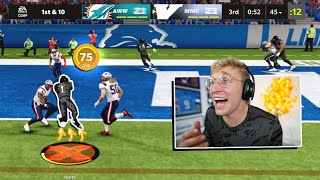 How Can My 75 Oveŗall QB Do THIS..!? Wheel of MUT! Ep. #15