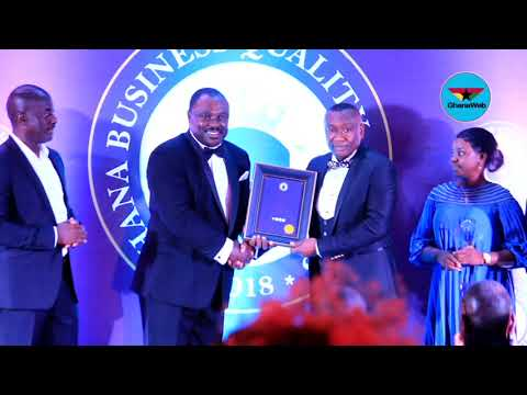 Ofori-Sarpong is Best Ashanti Region Business Icon of the Year Award