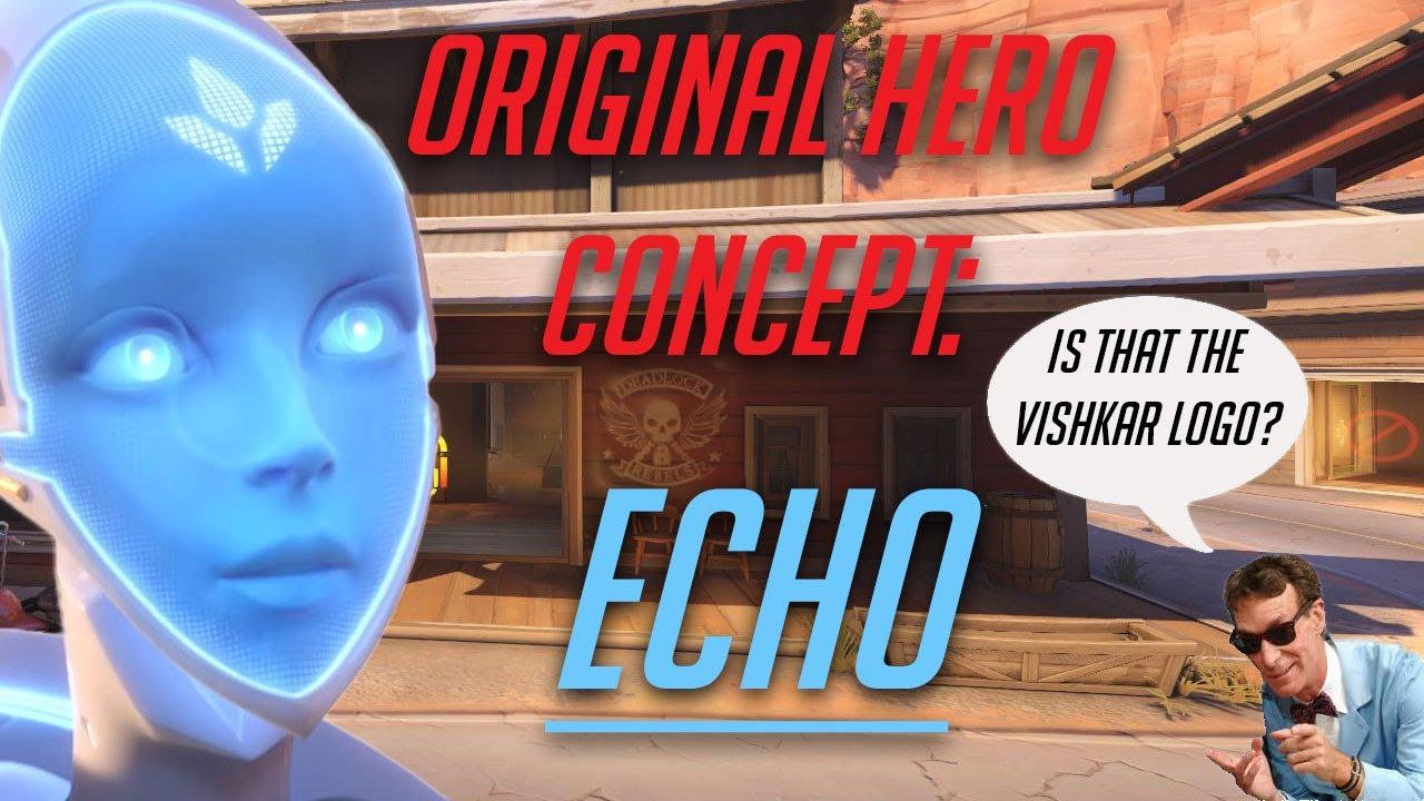 Download Overwatch Hero Concept, Episode 1: Echo