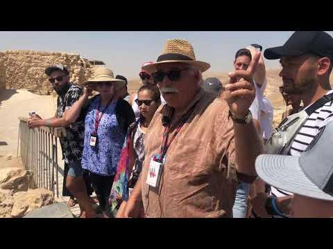 DAY 4 - ISRAEL TOUR | DEAD SEA | MASADA | QUMRAN