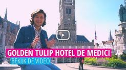 Hotel Brugge: Golden Tulip Hotel De Medici | Op Pad Met Voordeeluitjes.nl