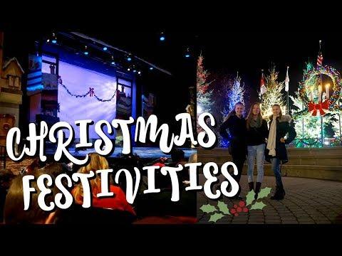 A Christmas Carol LIVE!! | VLOGMAS DAY 16