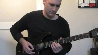 Otherside - Red Hot Chili Peppers - guitar impro solo