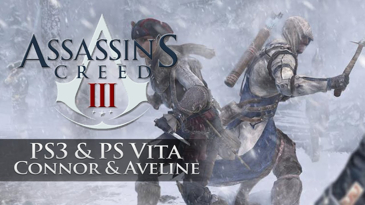 assassin creed 3 connor and aveline meet