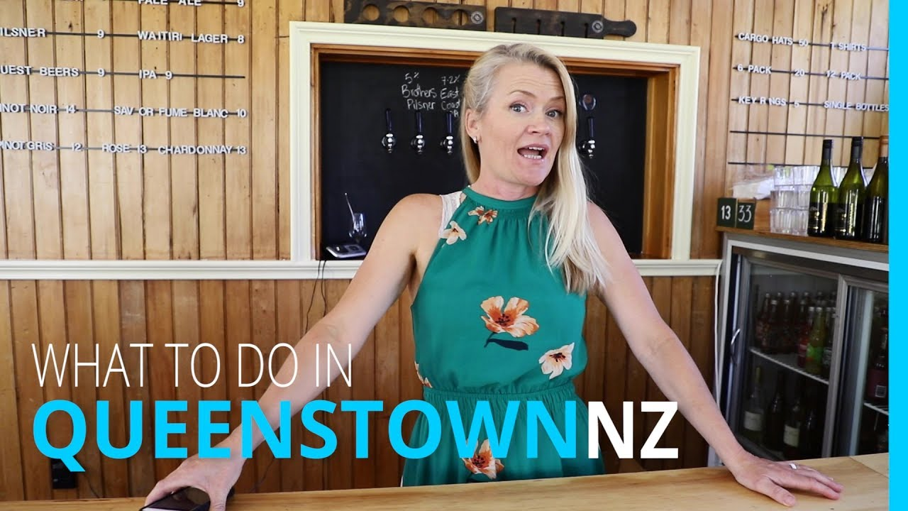 Download THERE IS MORE TO DO IN QUEENSTOWN THAN JUMP OFF A BRIDGE!