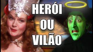 A VERDADEIRA Vilã do Mágico de Oz!
