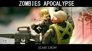 Zombies Apocalypse (Mega Bloks Stop-Motion)