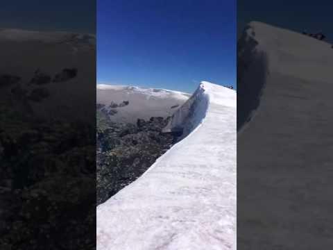 Villarrica Volcano Summit