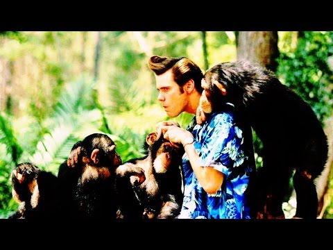 Ace Ventura When Nature Calls 1995  Jim Carrey, Ian McNeice, Simon Callow