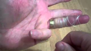 Removing An Irremovable Ring With Magical Dental Floss! thumbnail