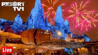 🔴Live: Star Wars Galaxy's Edge in 1080p at Disneyland Live Stream - 6-16-19