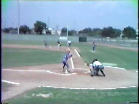 1987 Texas Junior League Semifinal -SA NW 5 Bryan North 4