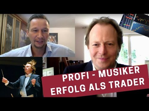 50.000 € Trading Award - Profi-Musiker Otis Klöber erfolgreich an der Börse