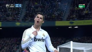 FC. Barcelona vs Real Madrid (2011/2012) | Partido Completo