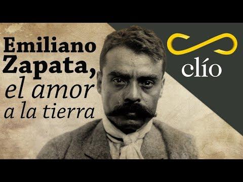 Emiliano Zapata, El amor a la tierra