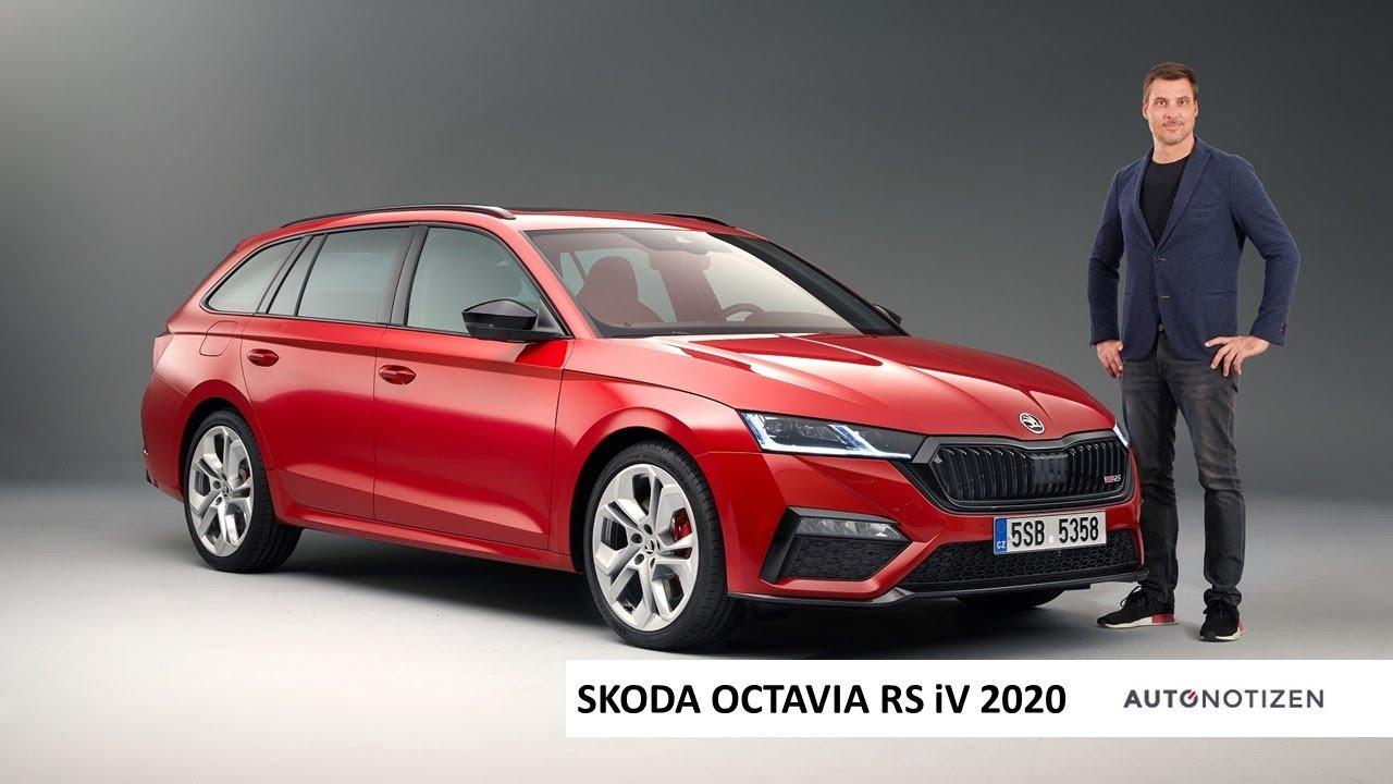2020 Skoda Octavia Exterior