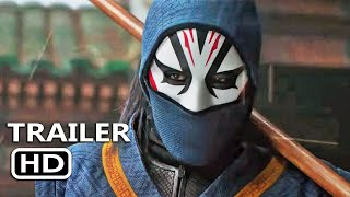 MARVEL\'S SHANG-CHI Official Trailer (2021)