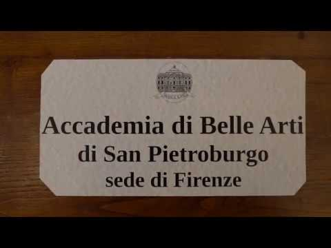 Repin Academy of Art St. Petersburg in Florence