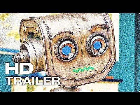 МОЙ ДРУГ РОБОТ Русский Трейлер #1 (2019) Арсений Бультман Sci-Fi Movie HD