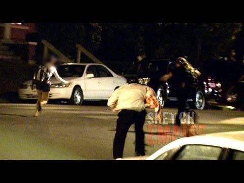 Columbus Zombie Prank With VitalyzdTv
