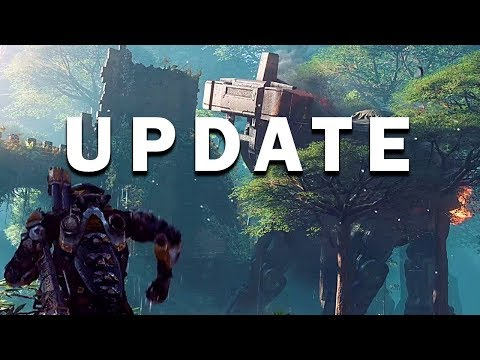 Anthem Update: DLC PLANETS? Weapon & Loot Info! PC Optimization!