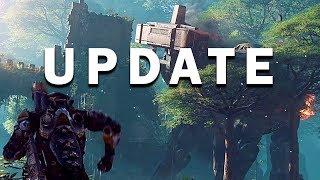 Anthem Update DLC PLANETS Weapon  Loot Info PC Optimization