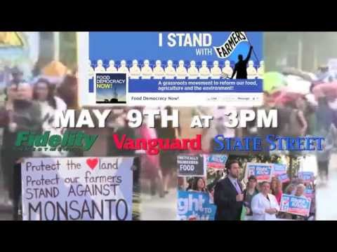 Fight Back - Operation Monsanto Stock Plunge - Official Video