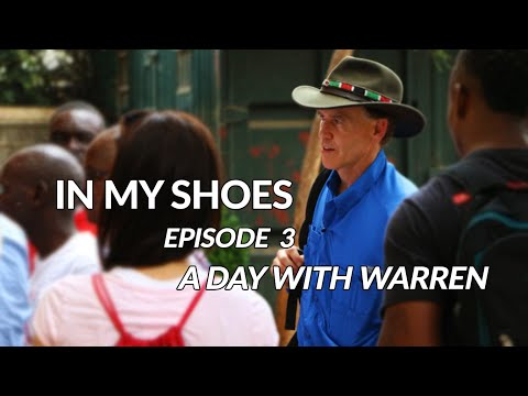 """Ep. 3 - A Day with Warren """"In My Shoes"""""""
