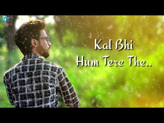 New Very Sad Heart Touching Whatsapp Status Video   2 Line Status - Kash Tum Hoti