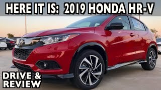 Drive & Review: 2019 Honda HR-V with Nolan Merrill