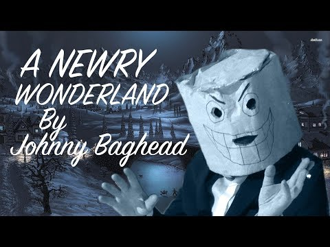 A Newry Wonderland by Johnny Baghead
