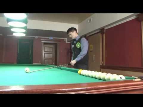 Русский бильярд - упражнения, самоучители и уроки по игре