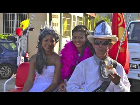 Carnaval 2013 Curacao  : Horse Parade