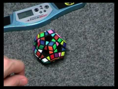 how to solve a megaminx pdf