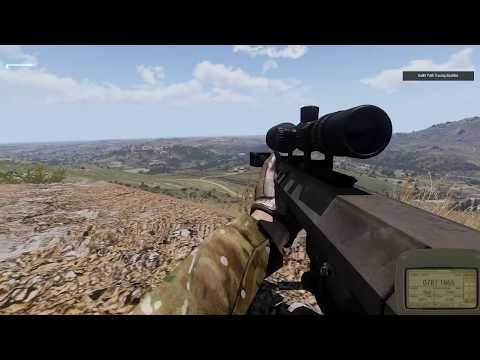 2345m sniping Arma