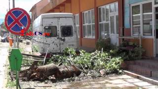 Furtuna si dezastru la Bozovici urmari 26 iun