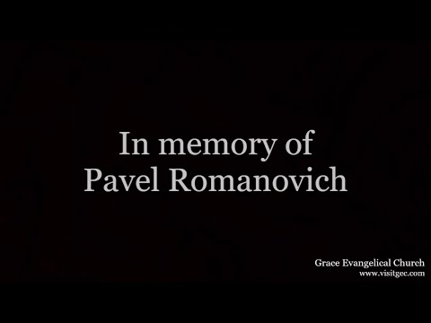 Monday Funeral Service - Pavel V. Romanovich - August 5, 2019