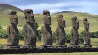 Isla de Pascua - Chile - Pacifico sur