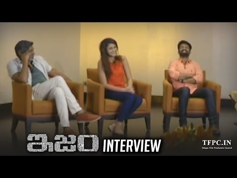 ISM Team Funny Interview | Nandamuri Kalyanram | Jagapati Babu | Aditi Arya | TFPC