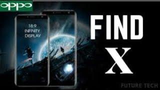 OPPO Find X   Futuristic symphony of art   technology