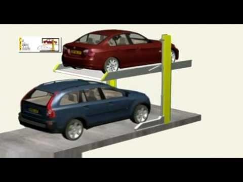 Car Parking Solutions Parklift 411
