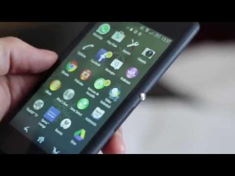 Sony Xperia E3, Análisis en español -Videoreview-