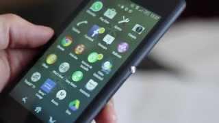 Sony Xperia E3, Analisis en espanol -Videoreview-