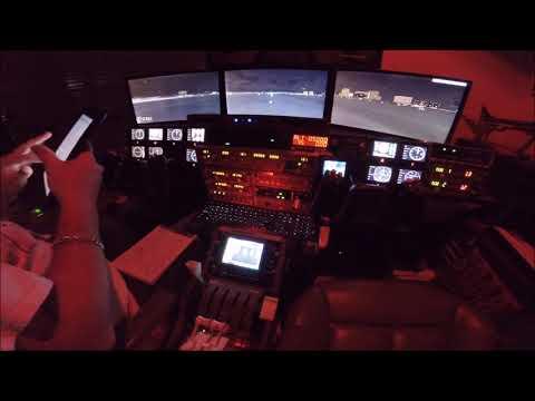 Home Cockpit - Vatsim FNO San Juan Second Leg to Anguilla 1/26/18