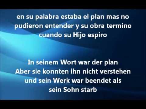 el shaddai Deutsch Portugiesisch Karaoke