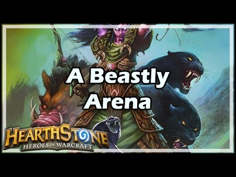 [Hearthstone] A Beastly Arena