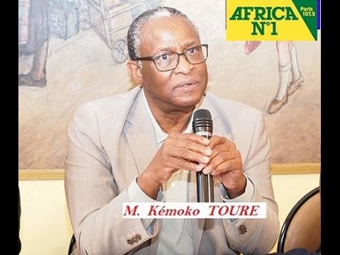(AUDIO) Monsieur Kémoko Touré ancien DG de la CBG invité par la Radio Africa N° 1 à Paris.