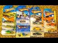 Hot Wheels 10 Random Cars Amazing Unboxing of Fun #6