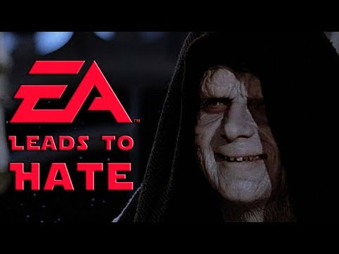 Does EA Hate Star Wars or Just the Fans?